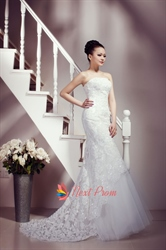 Beautiful Mermaid Style Wedding Dresses 2018,Beautiful Lace Wedding Dresses
