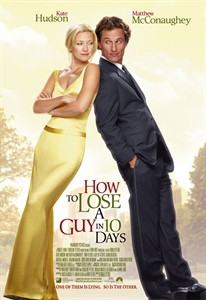 Kate Hudson Yellow Dress In How To Lose A Guy In 10 Ten Days