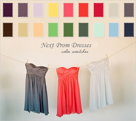 Dress Color Swatch