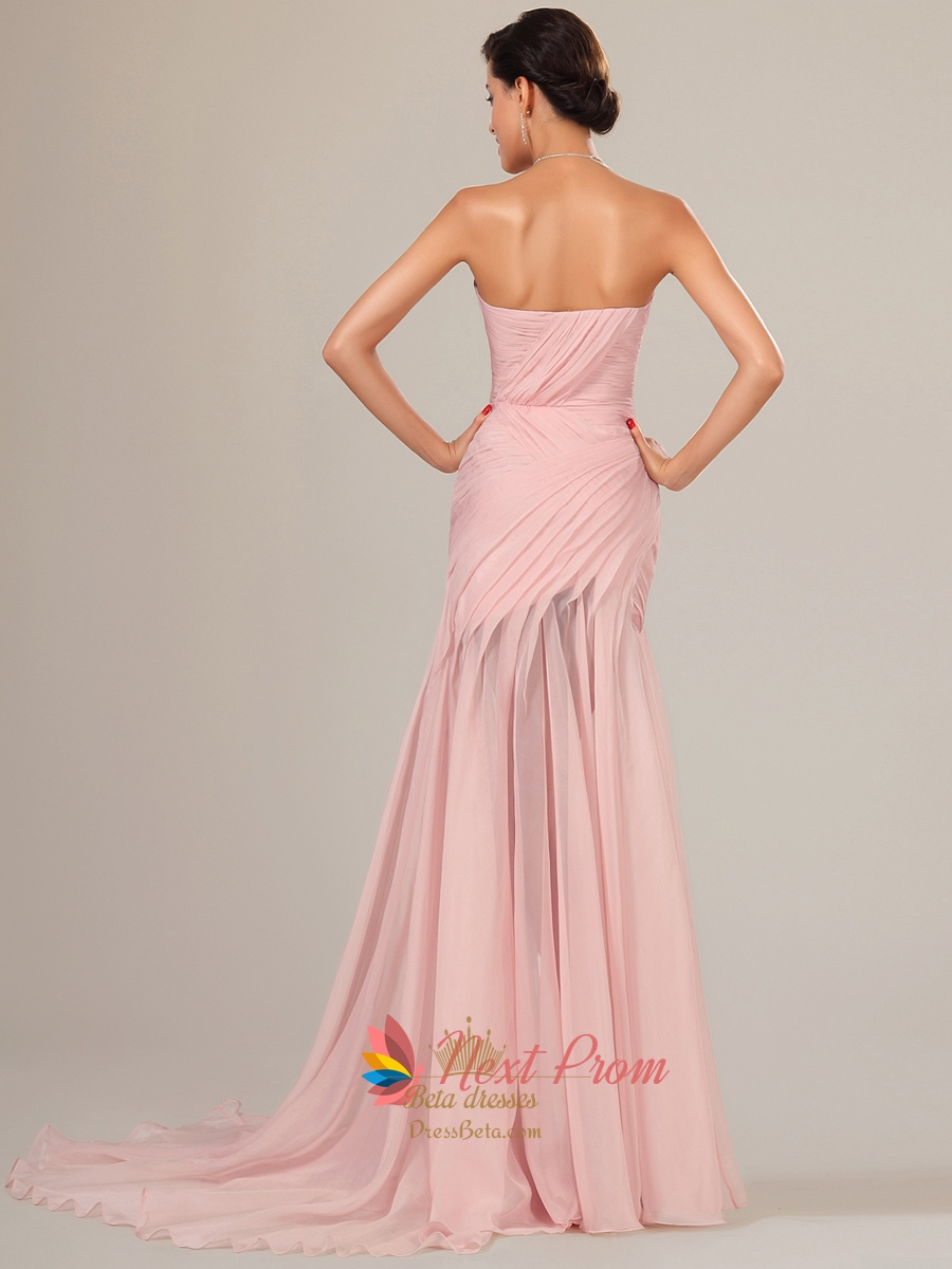 Chiffon Dresses For Women When it is time to add some romantic spice to a collection of clothes, then the perfect solution is a few chiffon dresses for women. Not only are chiffon dresses lovely and captivating, they are also versatile in cut, color, and style.