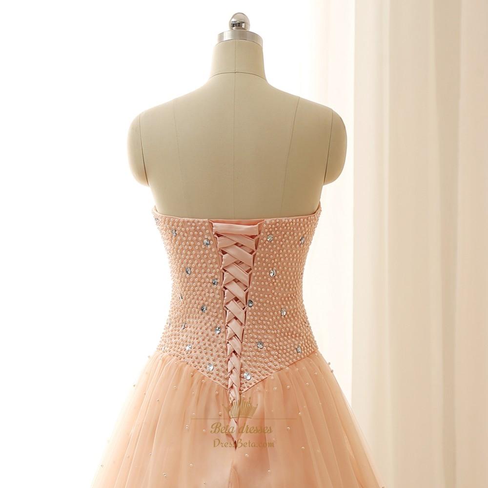 Wedding Dresses Sweetheart Neckline Princess Ball Gown
