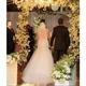 Cap Sleeve Sweetheart Backless Mermaid Lace Embellished Wedding Dress