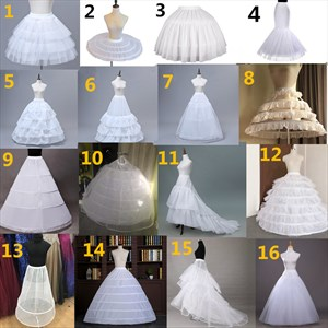 Dress Petticoats